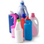 Flacon plastique de produit ménager