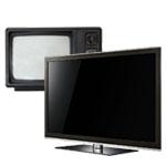 Téléviseur (à tube ou écran plat)